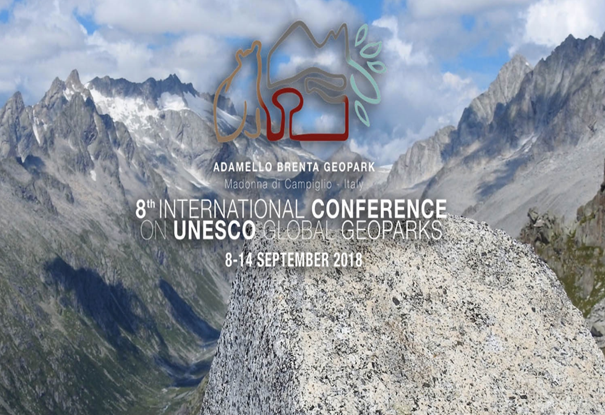 8th International Conference on UNESCO Global Geoparks 8-14/09/2018